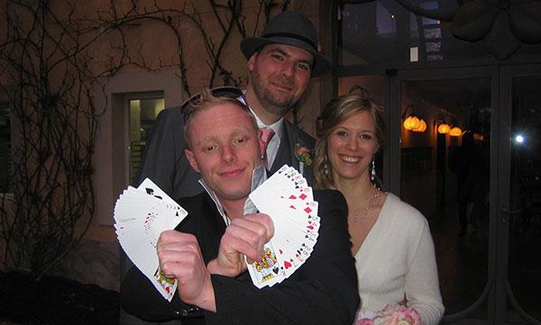 Mariage avec le magicien d'un autre temps