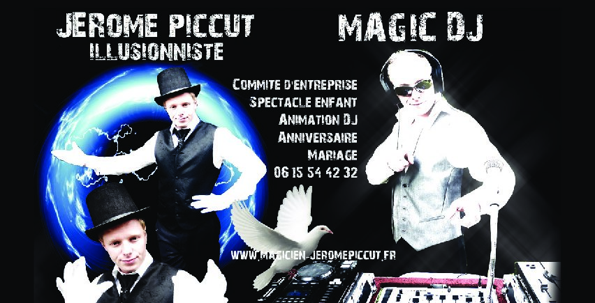 Magic DJ